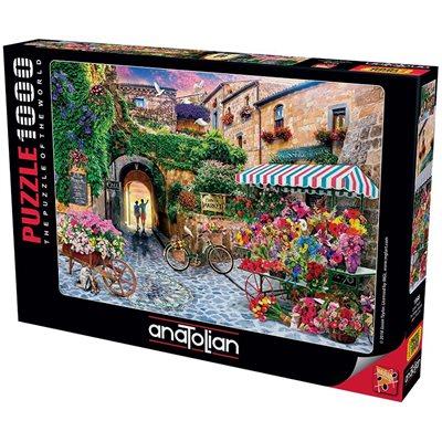 Puzzle: 1000 The Flower Market