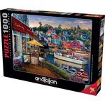 Puzzle: 1000 Harbour Gallery