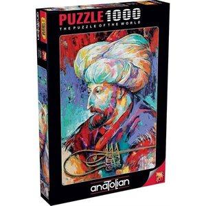 Puzzle: 1000 Fatih Sultan MeHmet