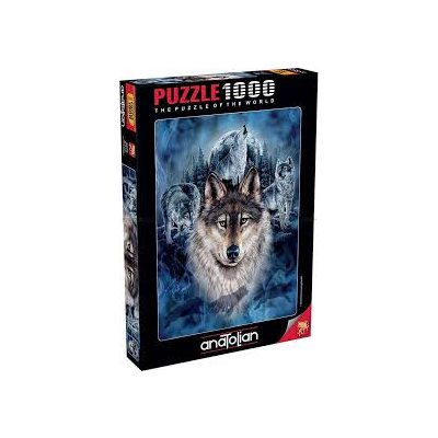 Puzzle: 1000 Wolf Team