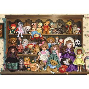 Puzzle: 500 Grandmas Dresser