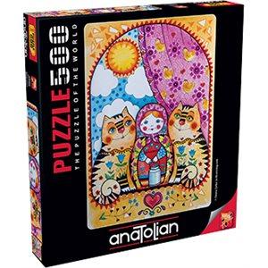 Puzzle: 500 Matryoshka