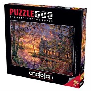 Puzzle: 500 Hiding Place