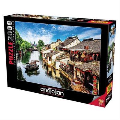 Puzzle: 2000 Xitang Ancient Town