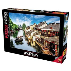 Puzzle: 2000 Xitang Ancient Town