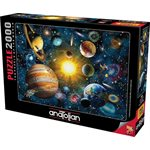 Puzzle: 2000 Solar System