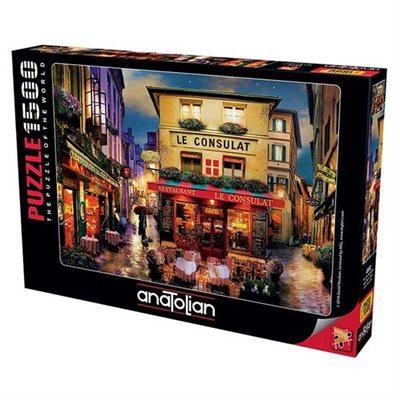 Puzzle: 1500 Meet Me in Paris