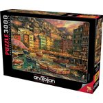 Puzzle: 3000 Vibrance of Italy