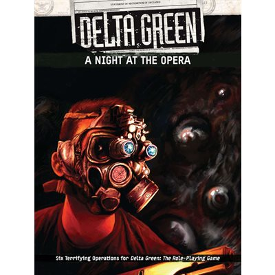 Delta Green: A Night at the Opera (BOOK)