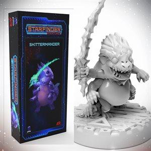 Starfinder Unpainted Miniatures: Skittermander ^ APR 2021
