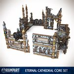 Rampart Modular Terrain Eternal Cathedral Core Set