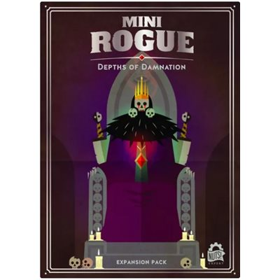 Mini Rogue: Depths of Damnation ^ NOV 2021