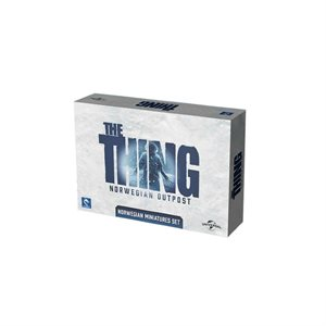 The Thing: Norwegian Outpost Miniatures Set ^ FEB 2022