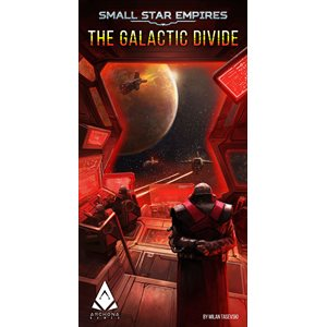 Small Star Empires Expansion Galactic Divide
