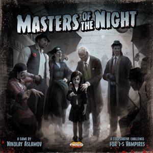 Masters of the Night ^ MAY 31 2021