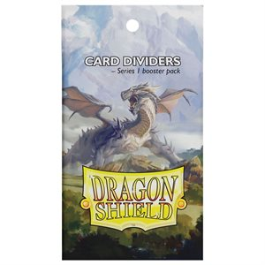 Dragon Shield Card Dividers #1