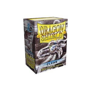 Sleeves: Dragon Shield Classic Clear(100)