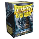 Sleeves: Dragon Shield Classic Black(100)