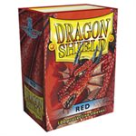 Sleeves: Dragon Shield Classic Red(100)