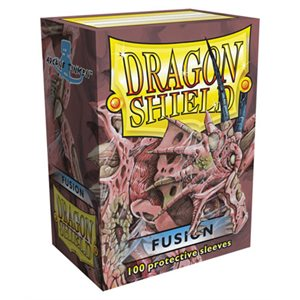 Sleeves: Dragon Shield Classic Fusion(100)