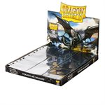 Pages: Dragon Shield 18 Pocket Side Loader Clear Black Backed (50)