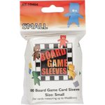 Sleeves: Board Game Clear Small (100)