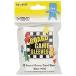 Sleeves: Board Game Clear Mini (100)