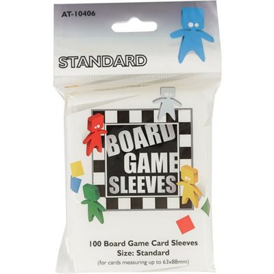 Sleeves: Board Game Standard (100)
