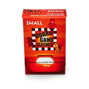 Sleeves: Board Game Small (Non-Glare) (50)