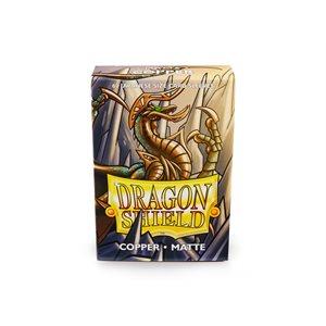 Sleeves: Dragon Shield Matte Japanese Copper (60)