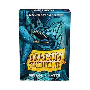 Sleeves: Dragon Shield Matte Japanese Petrol (60)