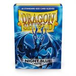 Sleeves: Dragon Shield Matte Night Blue (60)