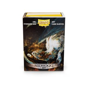Sleeves: Dragon Shield Limited Edition Art: Nidhogg(100)