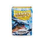 Sleeves: Dragon Shield Matte Sapphire (100)