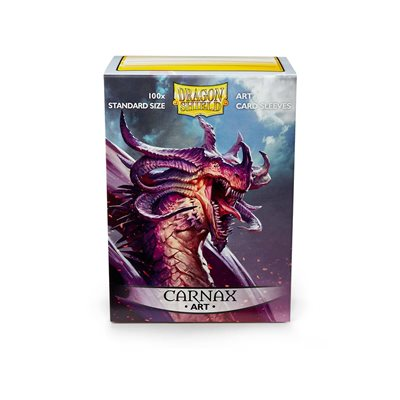 Sleeves: Dragon Shield Limited Edition Art: Carnax(100)