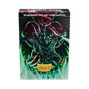 Sleeves: Dragon Shield Limited Edition Art Japanese: Blood Eyes (60)