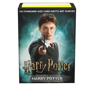 Sleeves: Dragon Shield Limited Edition Matte Art: Harry Potter: Harry Potter (100)^ SEP 18 2020