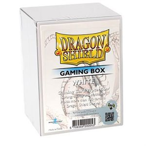 Dragon Shield Gaming Box White