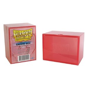 Dragon Shield Gaming Box Pink