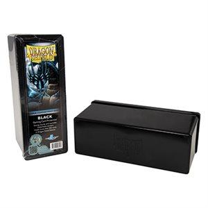 Dragon Shield Storage Box: 4 Compartments Black