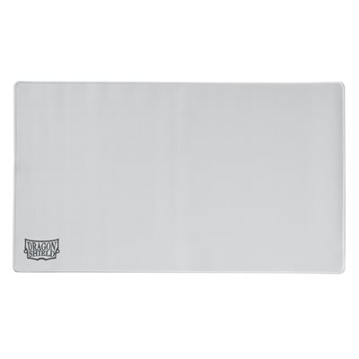 Dragon Shield Playmat Plain White