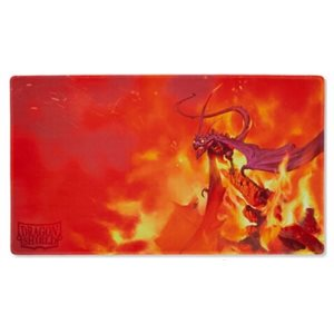 Dragon Shield Playmat Limited Edition Orange Usaqin
