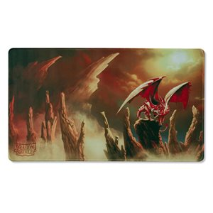 Dragon Shield Playmat Limited Edition Rubis Incoming - Ruby
