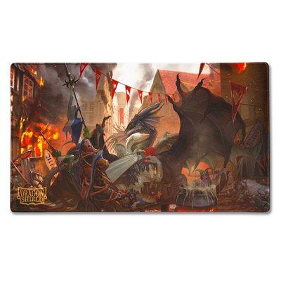 Dragon Shield Playmat Limited Edition Valentine Dragons 2021 ^ JAN 15 2021