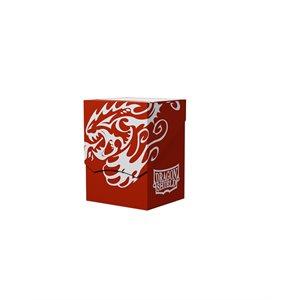 Deck Box: Dragon Shield Deck Shell: Red / Black