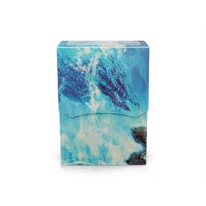 Deck Box: Dragon Shield Deck Shell: Limited Edition Baby Blue Bethia