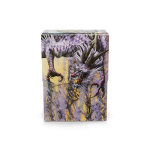 Deck Box: Dragon Shield Deck Shell: Limited Edition Lilac Pashalia