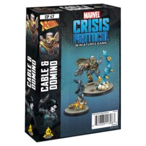 Marvel Crisis Protocol: Domino & Cable Character Pack ^ MAY 7 2021
