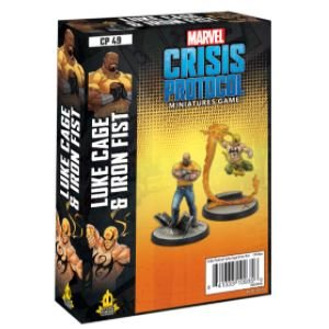 Marvel Crisis Protocol: Luke Cage and Iron Fist Character Pack ^ MAY 7 2021