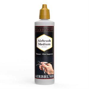 Airbrush Medium ^ JUN 13, 2020